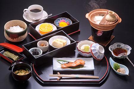 京 おばんざいのご朝食 写真