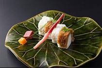 鱧寿司 写真