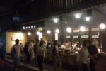 祇園祭・花かんざし京町家ビアガーデンの開催です!